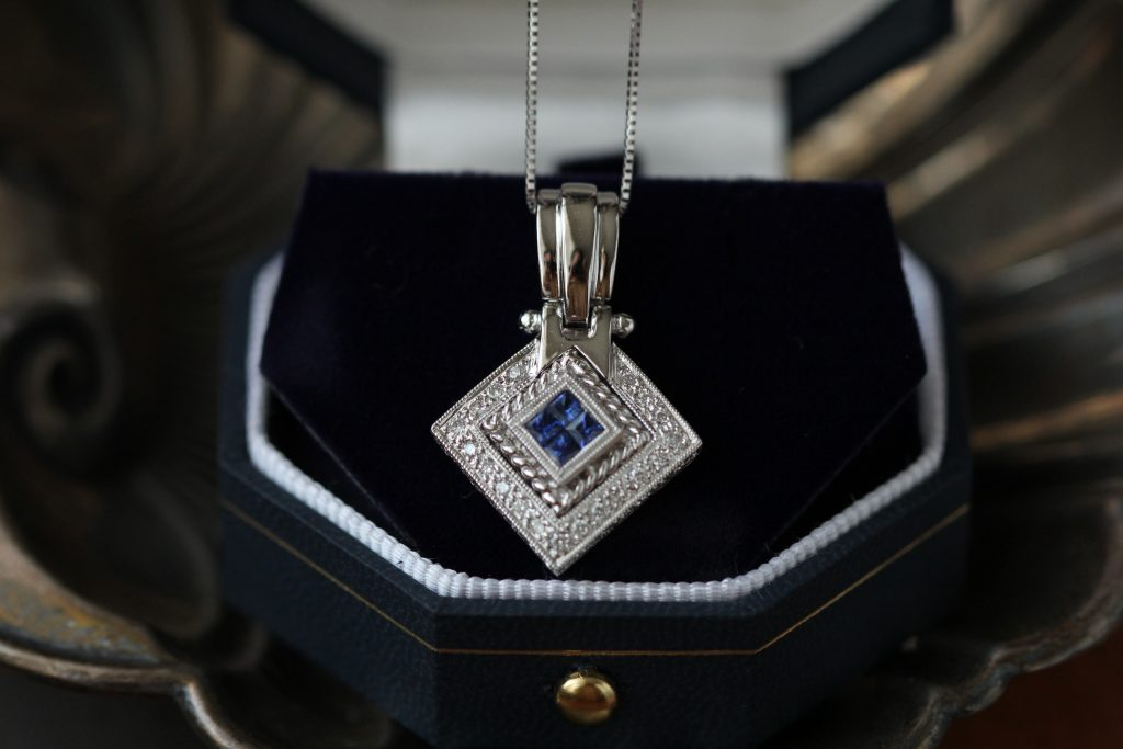 Anniversary Gift: Necklace For Her