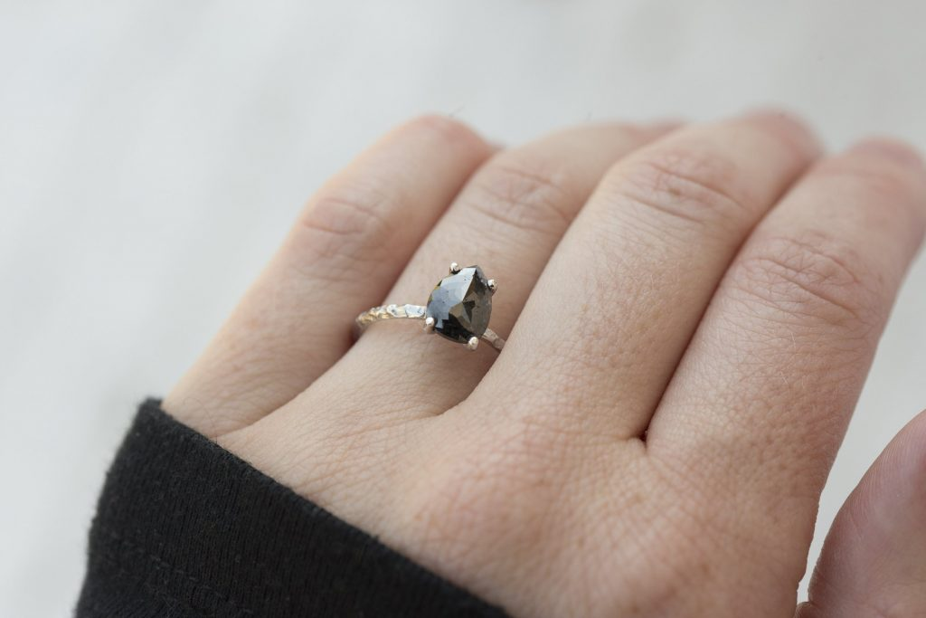 best black diamond ring for your beloved in 2021